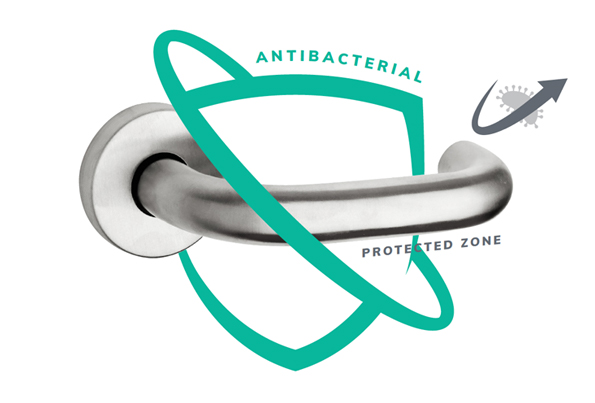 antibacterial handles